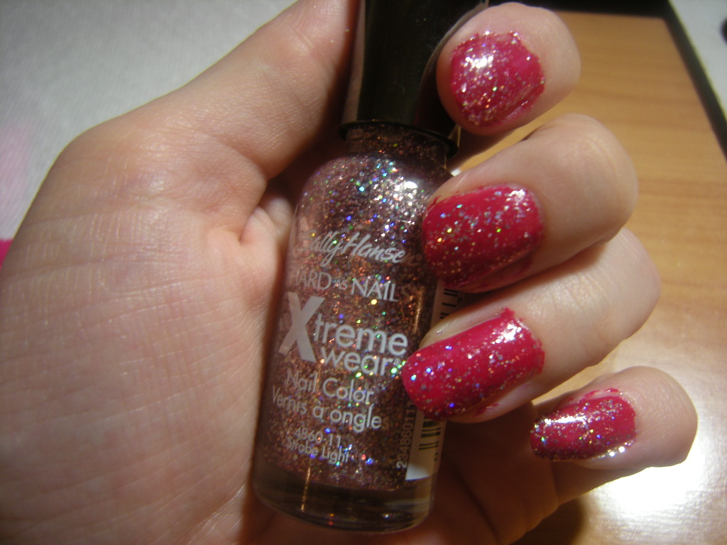 Review: China Glaze Fairy Dust + Revlon Cherries in the Snow | Miss ...
